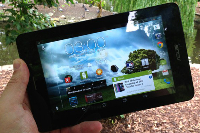 Asus Fonepad Review