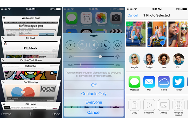 Why iOS 7 Is Perfect For Businesses