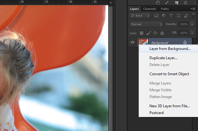 how to create clipping mask in photoshop