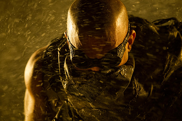 Riddick Wallpapers
