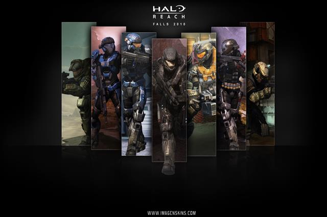 11. Halo Origins Wallpapers