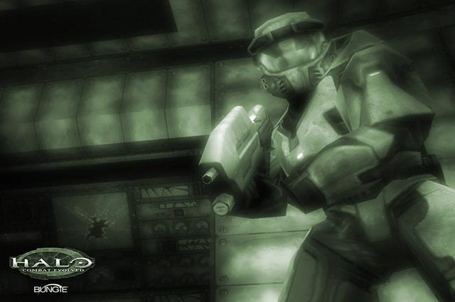 13. Halo Origins Wallpapers