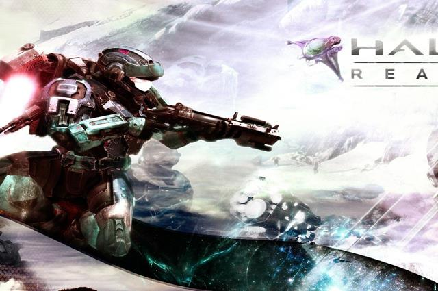 17. Halo Origins Wallpapers