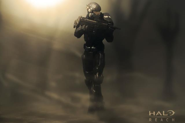 2. Halo Origins Wallpapers