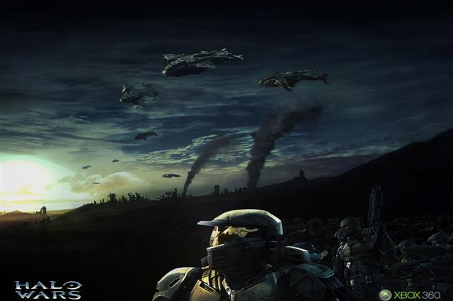 20. Halo Origins Wallpapers