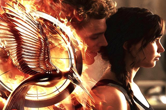 Hunger Games 2: Catching Fire Wallpapers
