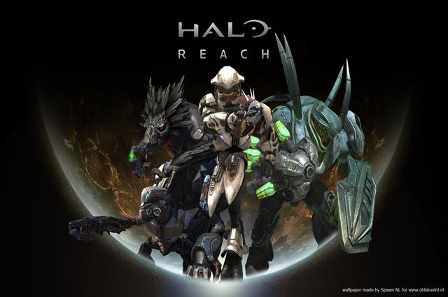 5. Halo Origins Wallpapers