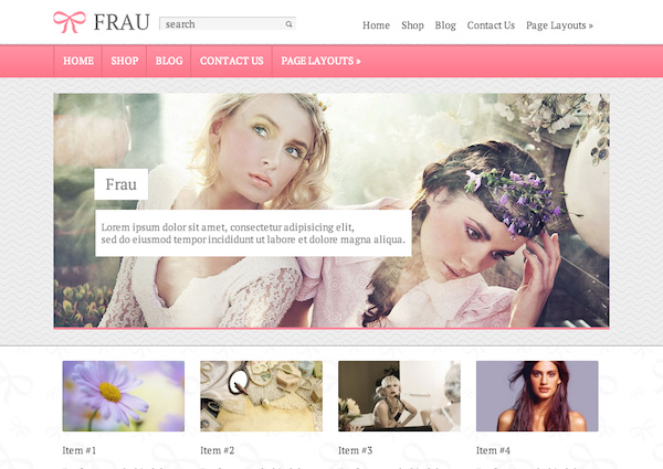 25 Free Wordpress Themes For Fashion Sites