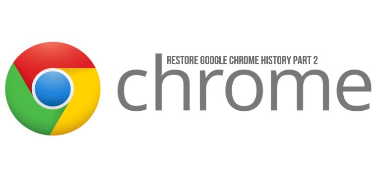 How to Recover Deleted Chrome Web History Part 2