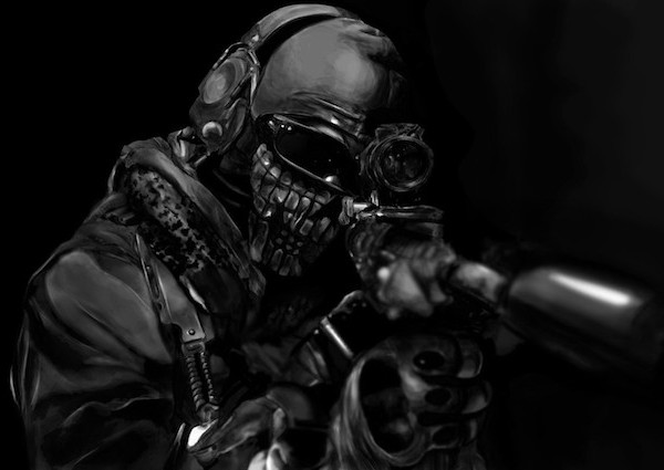 02. Call of Duty Ghosts Wallpapers