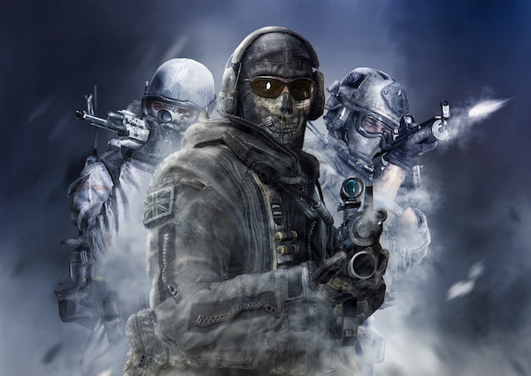 07. Call of Duty Ghosts Wallpapers