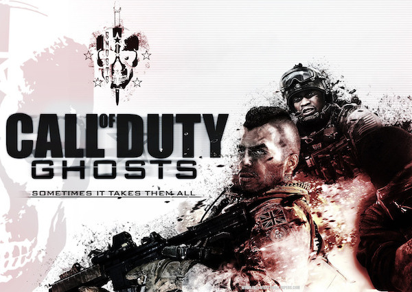 09. Call of Duty Ghosts Wallpapers