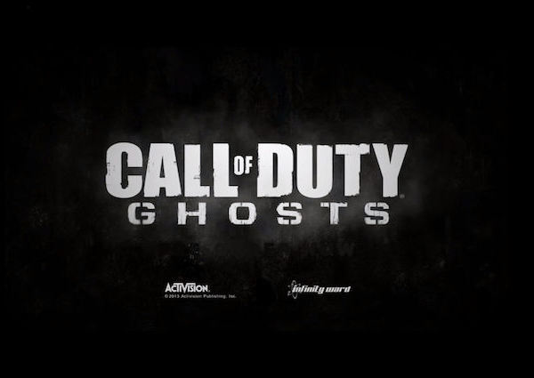16. Call of Duty Ghosts Wallpapers