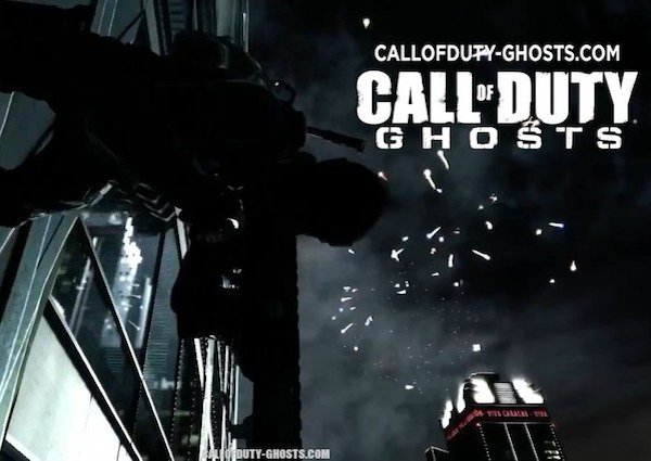 20. Call of Duty Ghosts Wallpapers