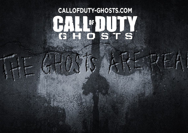 21. Call of Duty Ghosts Wallpapers