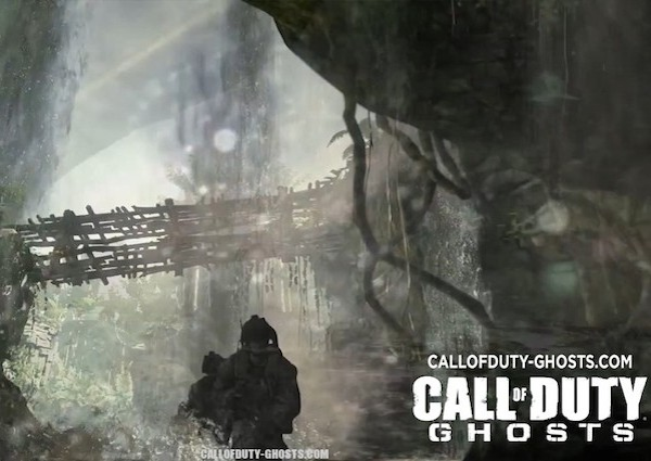 22. Call of Duty Ghosts Wallpapers