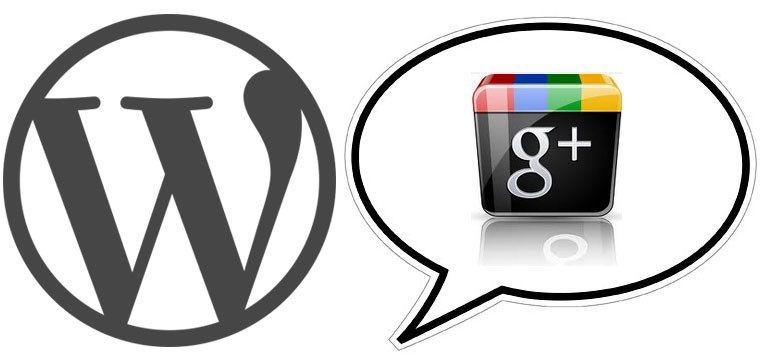 How to Add Google plus Comments without a Plugin