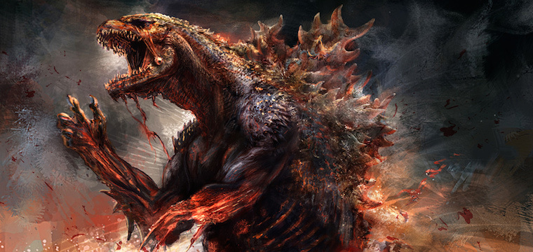 Godzilla Wallpapers and Movie Review