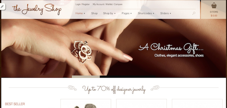 25 Free WordPress E-commerce Themes