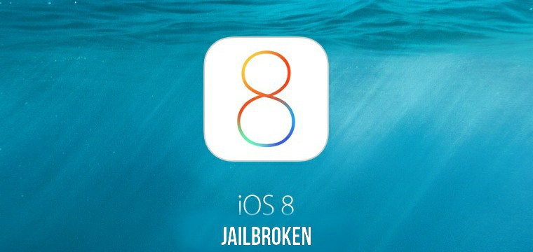 Jailbreak iOS 8.0 to iOS 8.1.2