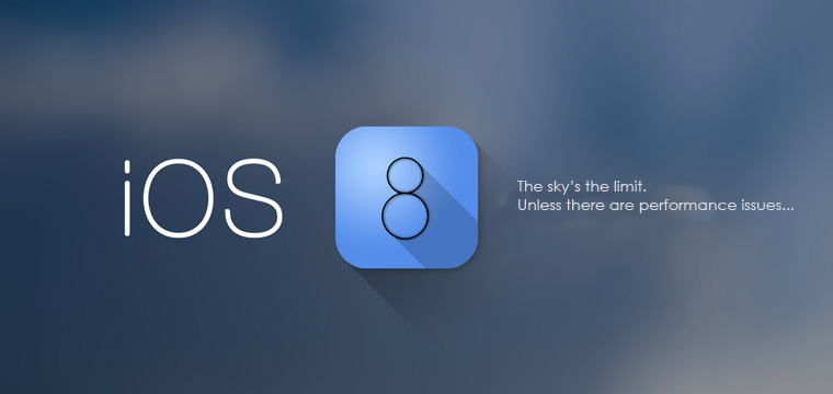 How to Speed up iOS 8