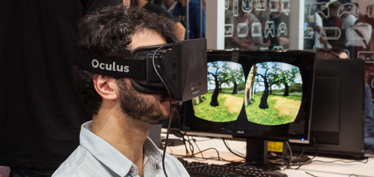 Making Virtual Reality Even More Real
