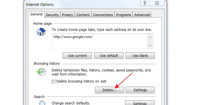 how to clear your browser cache chrome